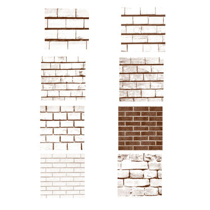 Brick wall background PS brush