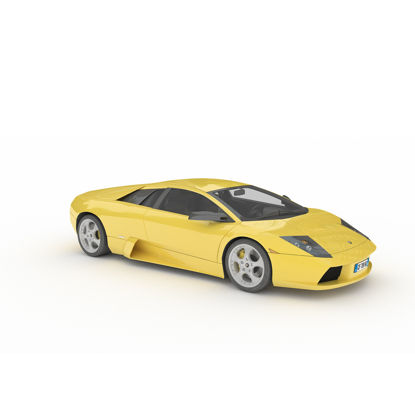 Lamborghini sports car 3d model