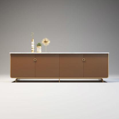Side cabinet 3d model