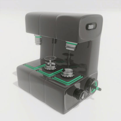 Game Science Instrument 3D Model