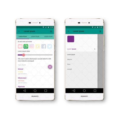 Full app design UI UX