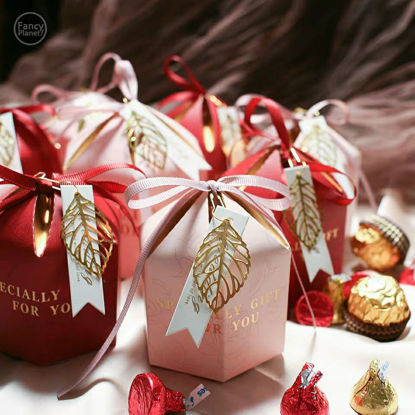Christmas gift box candy box chocolate box vector packaging