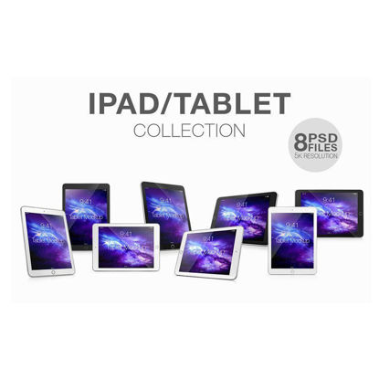 iPad Tablet Mockup Collection