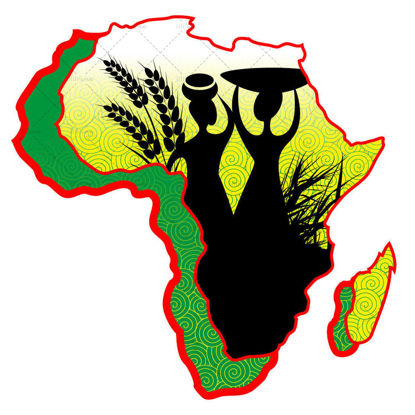 Africa Design illustration