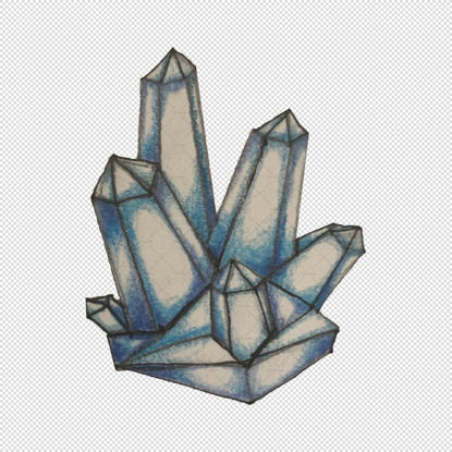 Crystals png