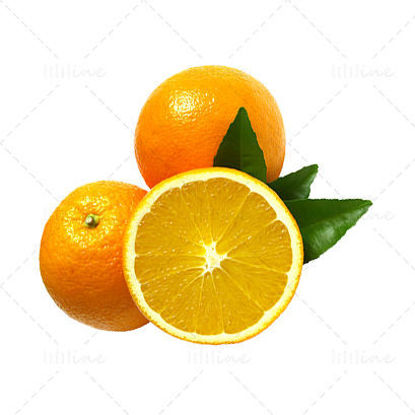 real orange png
