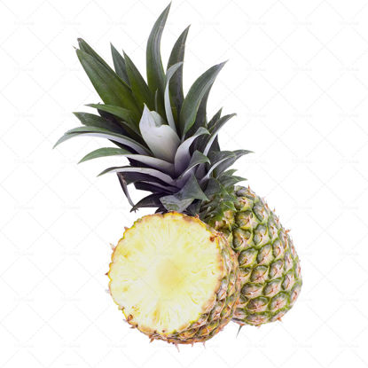 Real pineapple haven't matured png