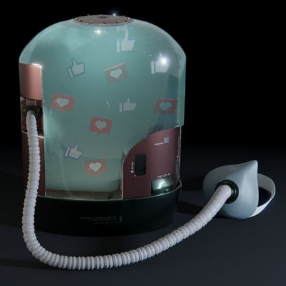 Emergency Ego Kit 3d model