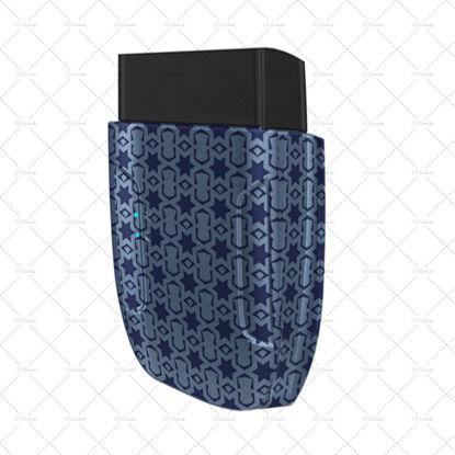 USB flash drive design vector
