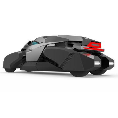 Sci-Fi Quad Bike Industrial Design 3D Model
