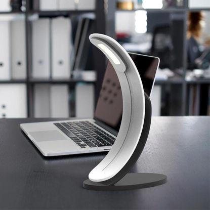 LED eye protection desk lamp 3D model