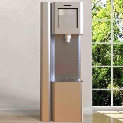 smart water heater 3d model