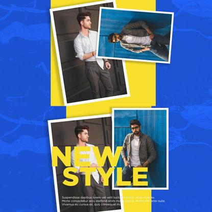 Minimal Fashion Promo AE template