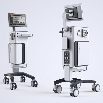 Mild hypothermia treatment instrument 3D model