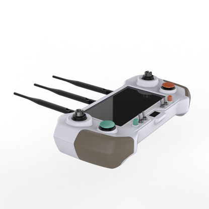electric intelligence remote control 3d model