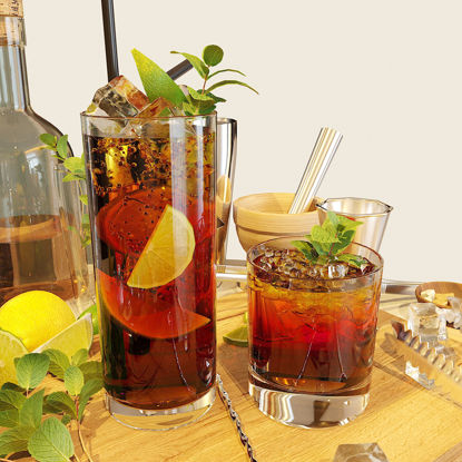 Cocktail Set Cuba Libre 3d model