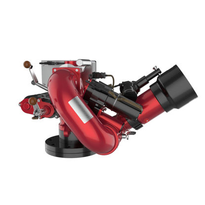Fire Water Cannon Industrial Design 3D Model