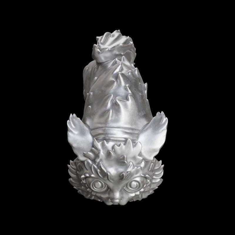 Изображение Фигурка кота 3D модель для печати