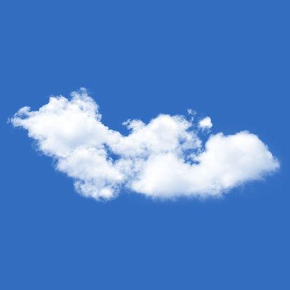 Cloud Transparent Background No. 11