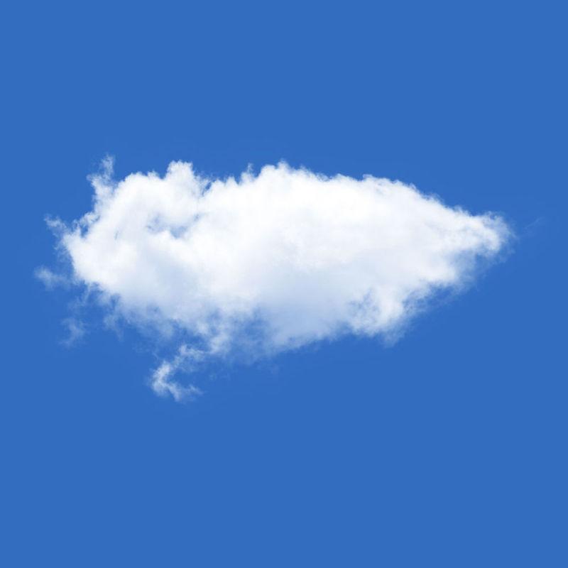 Cloud Transparent Background