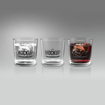 Ayashi Glass Mockup