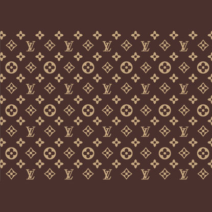 Lv Icon logo Background AI Vector