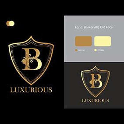Luxurious Vector Logo Design
