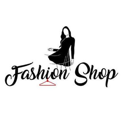 Female fashion shop logo