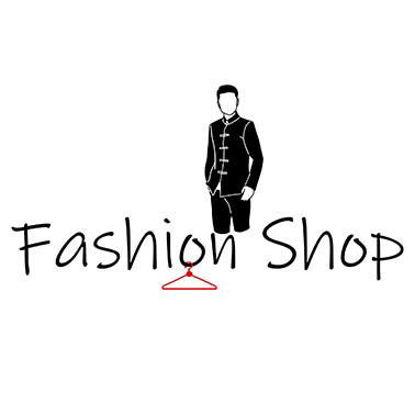 Male fashion shop logo