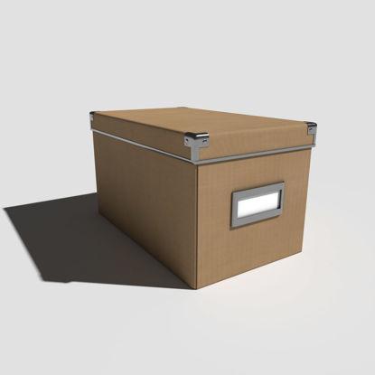 Small Office Box 3d model