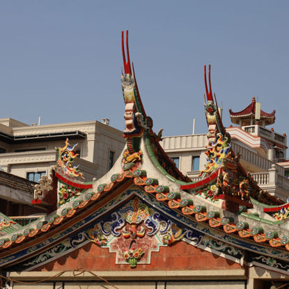 39 photos of Chinese architecture in Xiamen