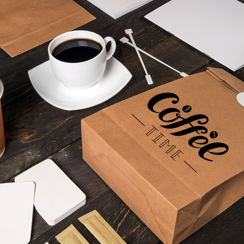 图片 咖啡时间,横幅,海报,图片,日历,广告,明信片的数字手写标题。