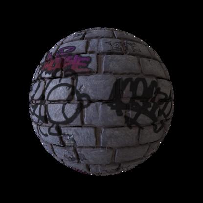 3D Cobblestone Texture