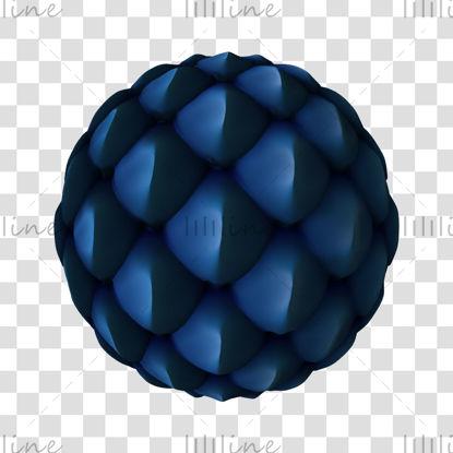 3D Scale texture