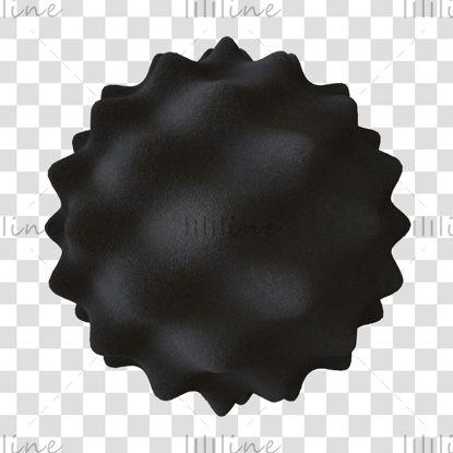 3D Foam Texture