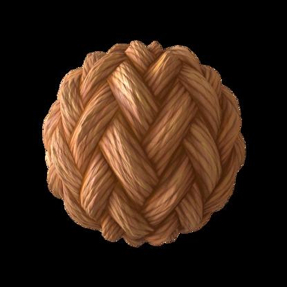 3D Braided Basket Texture