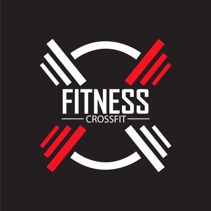 Fitness vector gym logo design