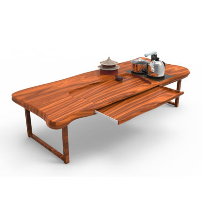 3D Industrial Design Model of Summer Palace Style Tea Table