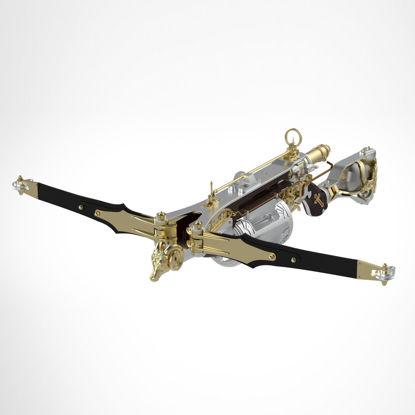 Арбалет от филма Ван Хелсинг 3D модел за печат
