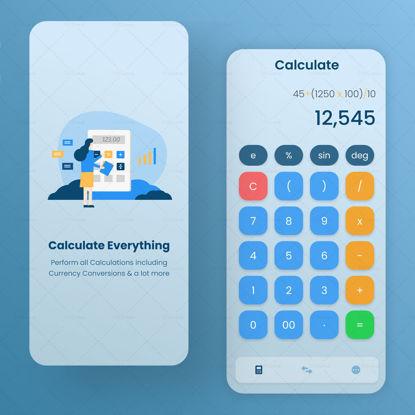 Calculator App UI/UX