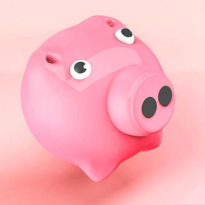 Pink pig toy jpg