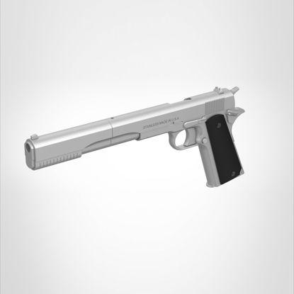 Colt M1911A1 от филма Hitman 2015