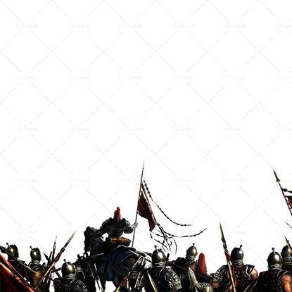 General war element png