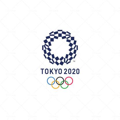 Emblema delle Olimpiadi di Tokyo