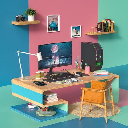 Fichier source du projet 3D de scène d'intérieur de style simple et réaliste (c4d)