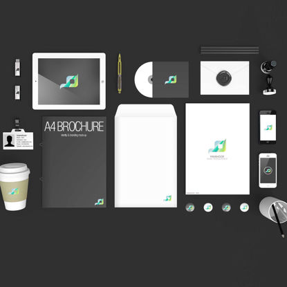company mock up smart object