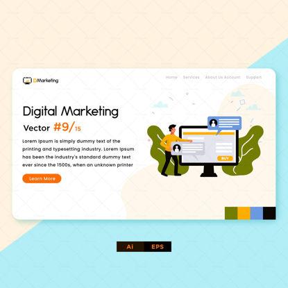 خرید طراحی بازاریابی دیجیتال خرید