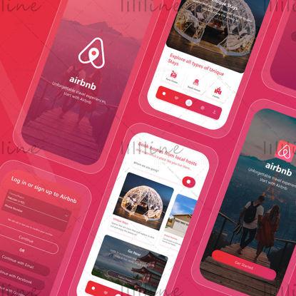 Airbnb App Redesign UIUX