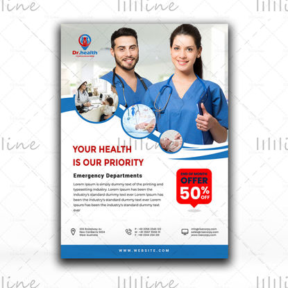 Su folleto de salud