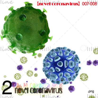 """Нови коронавирус"" 007-008"